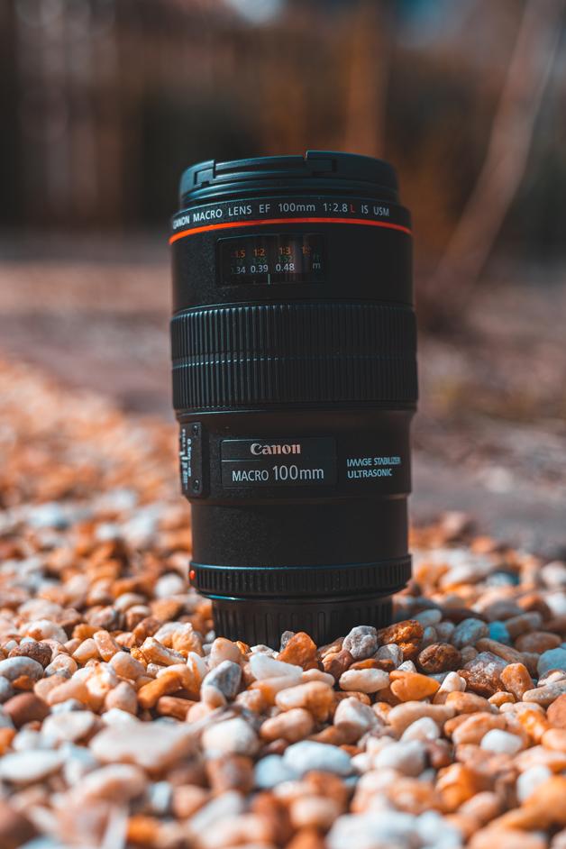 Canon 100mm macro lens