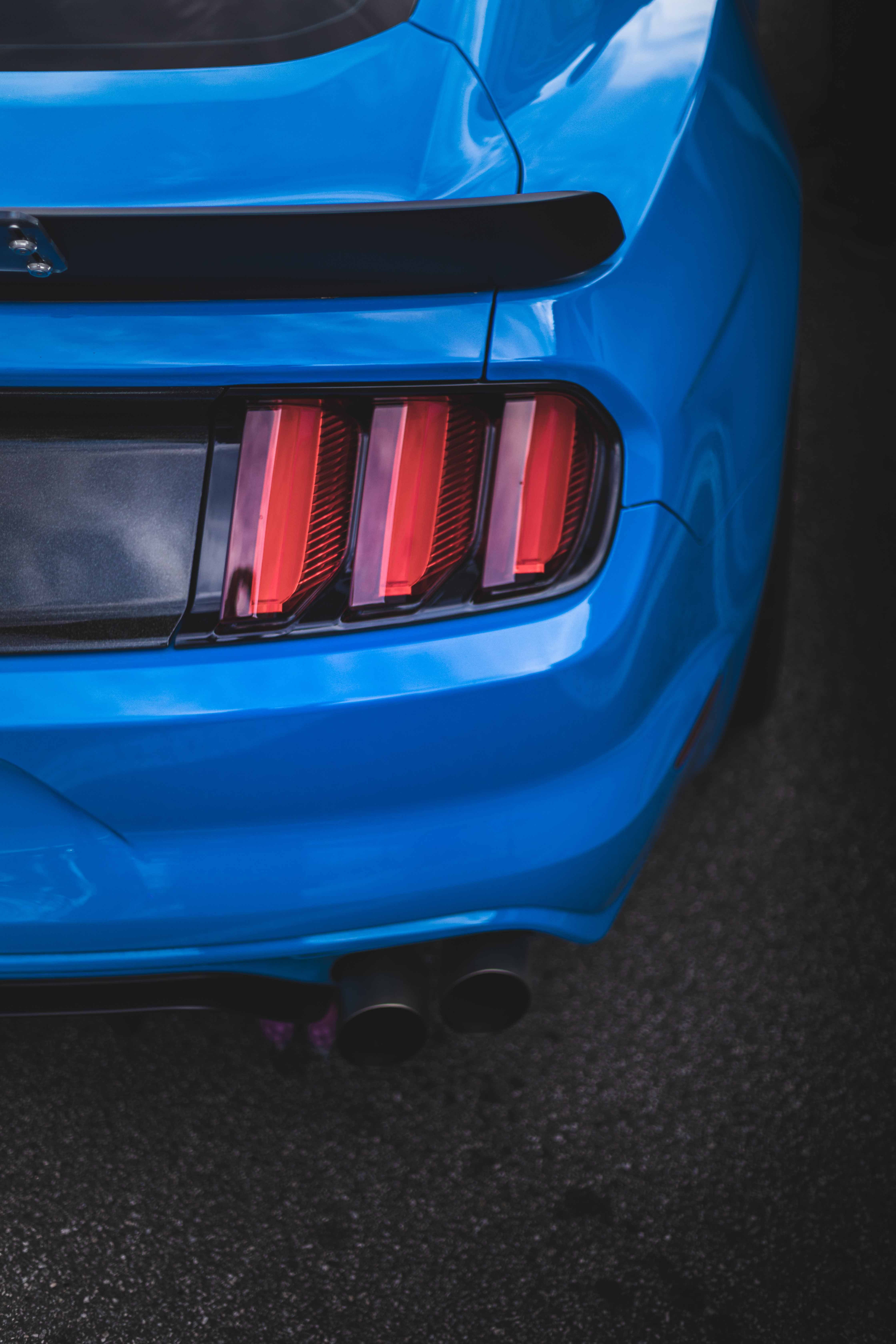 Mustang Gt taillights