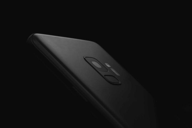 Samsung Galaxy S9 product photo